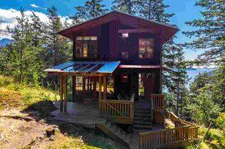Photo 1: 1180 MILLER Road: Bowen Island House for sale : MLS®# R2474906