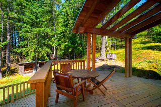 Photo 3: 1180 MILLER Road: Bowen Island House for sale : MLS®# R2474906