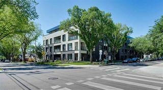 Main Photo: 413 11503 76 Avenue in Edmonton: Zone 15 Condo for sale : MLS®# E4208116