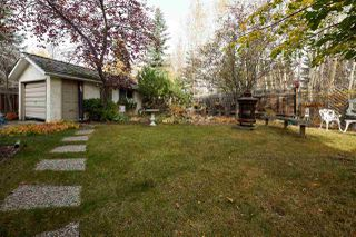 Photo 42: 182 Gariepy Crescent NW in Edmonton: Zone 20 House for sale : MLS®# E4218014