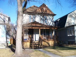 Main Photo: 43 ARLINGTON Street in WINNIPEG: West End / Wolseley Residential for sale (West Winnipeg)  : MLS®# 1107599