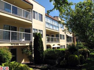 "Photo 1: 210 1280 FIR Street: White Rock Condo for sale in ""Ocean Villa"" (South Surrey White Rock)  : MLS®# F1122357"