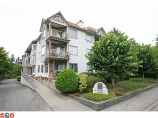 """Photo 1: 208 5489 201ST Street in Langley: Langley City Condo for sale in """"Canim Crt."""" : MLS®# F1123041"""
