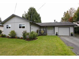 Photo 1: 26838 30A Avenue in Langley: Aldergrove Langley House for sale : MLS®# F1323149