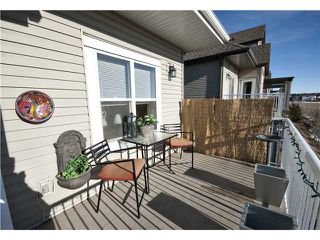 Photo 11: 153 300 EVANSCREEK Court NW in CALGARY: Evanston Townhouse for sale (Calgary)  : MLS®# C3598131