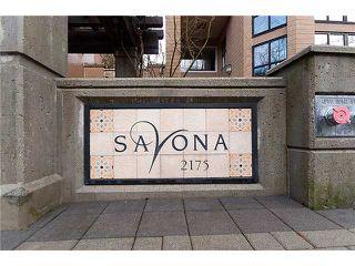 "Photo 1: 361 2175 SALAL Drive in Vancouver: Kitsilano Condo for sale in ""SAVONA"" (Vancouver West)  : MLS®# V1052921"