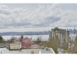 "Photo 1: 520 ST GEORGES Avenue in North Vancouver: Lower Lonsdale Townhouse for sale in ""STREAMLNE PLACE"" : MLS®# V1055131"