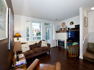 """Photo 1: 2 4787 57TH Street in Ladner: Delta Manor Townhouse for sale in """"VILLAGE GREEN"""" : MLS®# V1100191"""