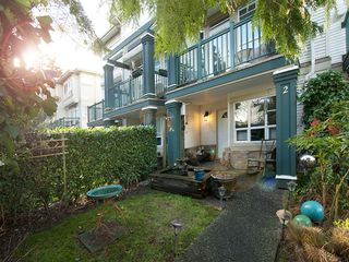 """Photo 18: 2 4787 57TH Street in Ladner: Delta Manor Townhouse for sale in """"VILLAGE GREEN"""" : MLS®# V1100191"""