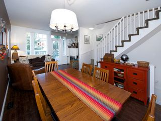"""Photo 6: 2 4787 57TH Street in Ladner: Delta Manor Townhouse for sale in """"VILLAGE GREEN"""" : MLS®# V1100191"""
