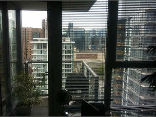 """Photo 10: 2805 111 W GEORGIA Street in Vancouver: Downtown VW Condo for sale in """"SPECTRUM 1"""" (Vancouver West)  : MLS®# V1111393"""