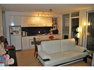 """Photo 7: 2805 111 W GEORGIA Street in Vancouver: Downtown VW Condo for sale in """"SPECTRUM 1"""" (Vancouver West)  : MLS®# V1111393"""