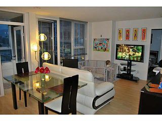 """Photo 6: 2805 111 W GEORGIA Street in Vancouver: Downtown VW Condo for sale in """"SPECTRUM 1"""" (Vancouver West)  : MLS®# V1111393"""