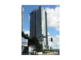 """Photo 1: 2805 111 W GEORGIA Street in Vancouver: Downtown VW Condo for sale in """"SPECTRUM 1"""" (Vancouver West)  : MLS®# V1111393"""