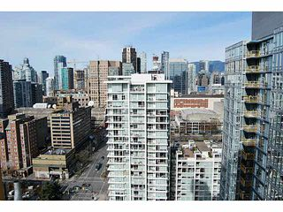 """Photo 2: 2805 111 W GEORGIA Street in Vancouver: Downtown VW Condo for sale in """"SPECTRUM 1"""" (Vancouver West)  : MLS®# V1111393"""