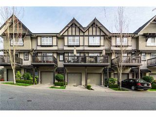 """Main Photo: 146 6747 203RD Street in Langley: Willoughby Heights Townhouse for sale in """"SAGEBROOK"""" : MLS®# F1435313"""