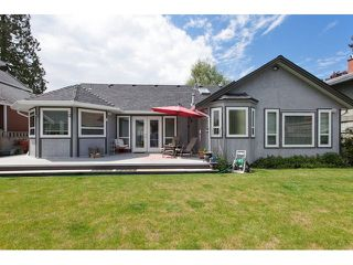 Photo 1: 1702 140 Street in Surrey: Sunnyside Park Surrey House for sale (South Surrey White Rock)  : MLS®# F1443839