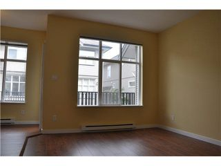 "Photo 4: 65 7288 HEATHER Street in Richmond: McLennan North Townhouse for sale in ""Barrington Walk"" : MLS®# V1138565"