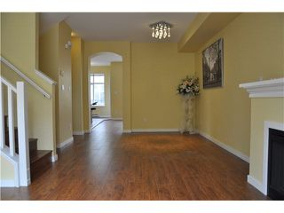 "Photo 2: 65 7288 HEATHER Street in Richmond: McLennan North Townhouse for sale in ""Barrington Walk"" : MLS®# V1138565"