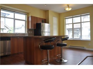 "Photo 6: 65 7288 HEATHER Street in Richmond: McLennan North Townhouse for sale in ""Barrington Walk"" : MLS®# V1138565"