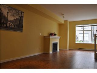 "Photo 5: 65 7288 HEATHER Street in Richmond: McLennan North Townhouse for sale in ""Barrington Walk"" : MLS®# V1138565"
