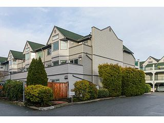 "Photo 1: 110 4885 53 Street in Ladner: Hawthorne Condo for sale in ""GREEN GABLES"" : MLS®# V1139264"