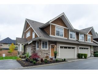 Photo 2: 45 2453 163 Street in Surrey: Grandview Surrey Townhouse for sale (South Surrey White Rock)  : MLS®# R2011671