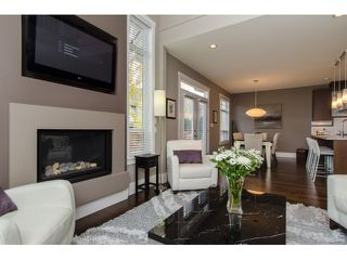 Photo 4: 45 2453 163 Street in Surrey: Grandview Surrey Townhouse for sale (South Surrey White Rock)  : MLS®# R2011671