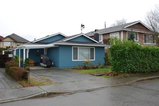 Photo 1: 4720 WINDJAMMER Drive in Richmond: Steveston South House for sale : MLS®# R2029917