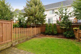 "Photo 18: 65 3009 156 Street in Surrey: Grandview Surrey Townhouse for sale in ""KALLISTO"" (South Surrey White Rock)  : MLS®# R2103635"