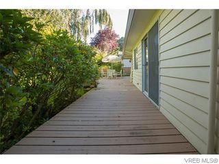 Photo 18: 829 Leota Pl in VICTORIA: SE Cordova Bay Single Family Detached for sale (Saanich East)  : MLS®# 742454