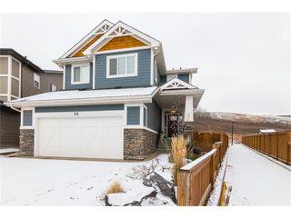 Main Photo: 99 CRANBROOK Crescent SE in Calgary: Cranston House for sale : MLS®# C4091266