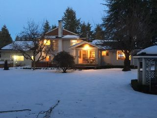 "Photo 1: 5535 250 Street in Langley: Salmon River House for sale in ""Salmon River"" : MLS®# R2138653"