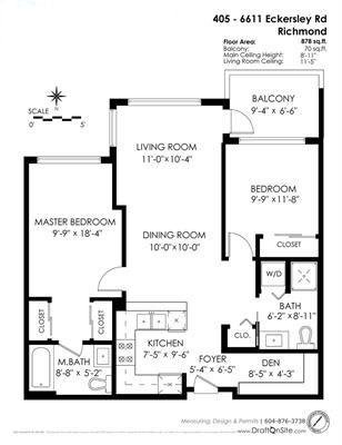"Photo 17: 405 6611 ECKERSLEY Road in Richmond: Brighouse Condo for sale in ""MODENA"" : MLS®# R2139905"