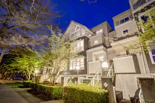"Photo 1: 758 W 15TH Avenue in Vancouver: Fairview VW Townhouse for sale in ""Sixteen Willows"" (Vancouver West)  : MLS®# R2166051"