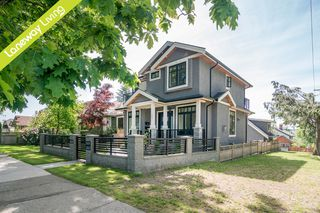 Photo 1: 3502 TURNER Street in Vancouver: Renfrew VE House for sale (Vancouver East)  : MLS®# R2176469