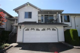 """Photo 15: 5 2988 HORN Street in Abbotsford: Central Abbotsford Townhouse for sale in """"Creekside Park"""" : MLS®# R2193162"""