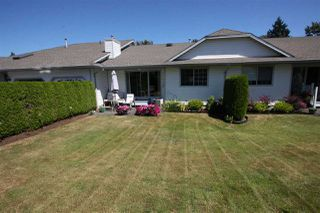 """Photo 1: 5 2988 HORN Street in Abbotsford: Central Abbotsford Townhouse for sale in """"Creekside Park"""" : MLS®# R2193162"""