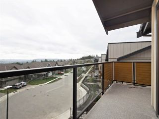 """Photo 16: 113 3525 CHANDLER Street in Coquitlam: Burke Mountain Townhouse for sale in """"WHISPER"""" : MLS®# R2210728"""
