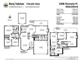 "Photo 20: 2308 OLYMPIA Place in Abbotsford: Abbotsford East House for sale in ""McMillan"" : MLS®# R2212060"