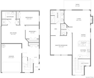 Photo 3: 13 Massey Pl in : VR Six Mile Row/Townhouse for sale (View Royal)  : MLS®# 777606
