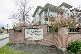 "Photo 2: 305 2175 FRASER Avenue in Port Coquitlam: Glenwood PQ Condo for sale in ""The RESIDENCES on SHAUGHNESSY"" : MLS®# R2254779"