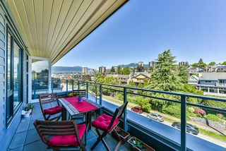 "Photo 14: 512 221 E 3RD Street in North Vancouver: Lower Lonsdale Condo for sale in ""ORIZON"" : MLS®# R2276103"