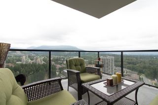 """Photo 10: 4001 3080 LINCOLN Avenue in Coquitlam: North Coquitlam Condo for sale in """"1123 WESTWOOD"""" : MLS®# R2283412"""