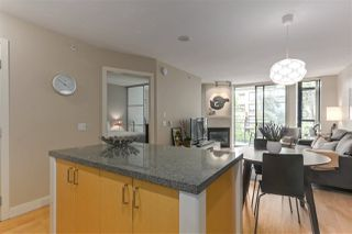 "Photo 9: 405 175 W 1ST Street in North Vancouver: Lower Lonsdale Condo for sale in ""The TIME Building"" : MLS®# R2283480"