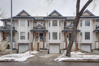 Main Photo: 11410 102 Avenue in Edmonton: Zone 12 Townhouse for sale : MLS®# E4125744
