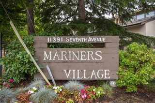 "Photo 20: 11 11391 7TH Avenue in Richmond: Steveston Village Townhouse for sale in ""MARINERS VILLAGE"" : MLS®# R2302099"