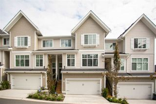 "Photo 1: 13 19938 70 Avenue in Langley: Willoughby Heights Townhouse for sale in ""CREST"" : MLS®# R2306024"