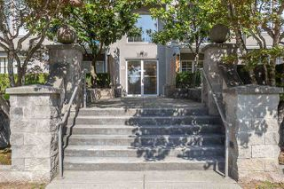 "Photo 1: 307 1669 GRANT Avenue in Port Coquitlam: Glenwood PQ Condo for sale in ""The Charleston"" : MLS®# R2308658"