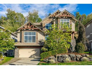 "Photo 1: 3504 APPLEWOOD Drive in Abbotsford: Abbotsford East House for sale in ""The Highlands"" : MLS®# R2310301"